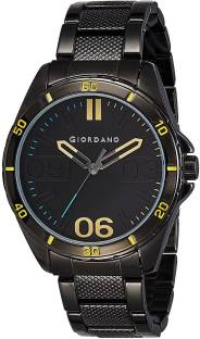 Giordano A1050-33 Grey Dial Analog Men's Watch (A1050-33)