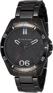 Giordano A1050-44 Grey Dial Analog Men's Watch (A1050-44)
