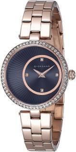 Giordano A2056-55 Blue Dial Analog Women's Watch (A2056-55)