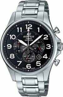 Casio Edifice EFB-508JD-1ADR (EX328) Analog Black Dial Men's Watch (EFB-508JD-1ADR (EX328))