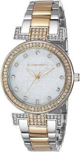 Giordano A2057-66 White Analog Women's Watch (A2057-66)
