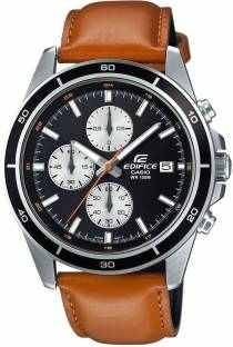 Casio EFR-526L-1BVUDF (EX301) Chronograph Black Dial Men's Watch (EFR-526L-1BVUDF (EX301))