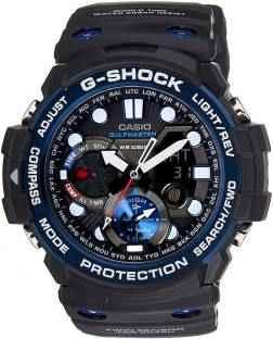 Casio G-Shock GN-1000B-1ADR (G606) Analog Digital Black Dial Men's Watch (GN-1000B-1ADR (G606))
