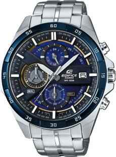 Casio Edifice EFR-556DB-2AVUDF (EX362) Analog Blue Dial Men's Watch (EFR-556DB-2AVUDF (EX362))