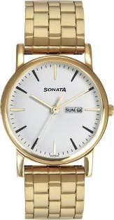 Sonata 7987YM07J Wedding Collection Analog Men's Watch (7987YM07J)