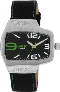 Timex TI020HG0100 Analog black Dial Men's Watch (TI020HG0100)