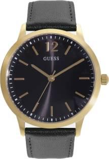 Guess W0922G4 Black Dial Exchange Analog Men's Watch (W0922G4)