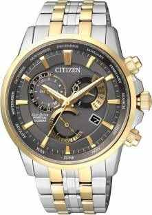 Citizen BL8144-89H Analog Black Dial Men's Watch (BL8144-89H)