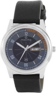 Maxima 38743LMGI Analog Multi Colour Dial Men's Watch
