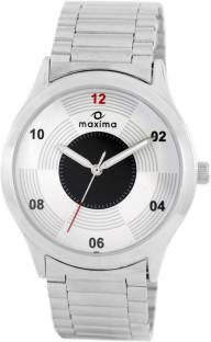 Maxima 36594CMGI Analog White Dial Men's Watch (36594CMGI)