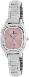 Maxima 39992CMLI Analog Pink Dial Women's Watch (39992CMLI)