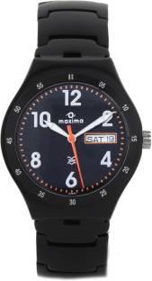 Maxima 32481CMGB Analog Silver Dial Men's Watch (32481CMGB)