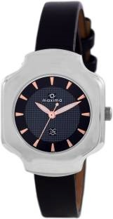Maxima 41235LMLI Analog Black Dial Women's Watch (41235LMLI)