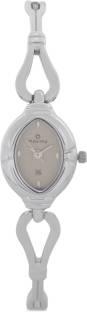 Maxima 10122BMLI Analog White Dial Women's Watch (10122BMLI)