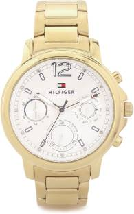 Tommy Hilfiger TH1781742J Claudia Silver Dial Analog Women's Watch (TH1781742J)