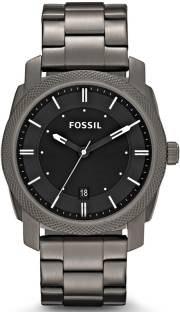 Fossil FS4774 Analog Black Dial Men's Watch (FS4774)