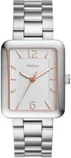 Fossil ES4157 Analog Silver Dial Women's Watch (ES4157)