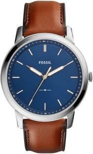 Fossil FS5304 Analog Blue Dial Men's Watch (FS5304)