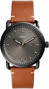 Fossil FS5276 Analog Black Dial Men's Watch (FS5276)