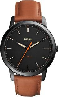 Fossil FS5305 Analog Black Dial Men's Watch (FS5305)