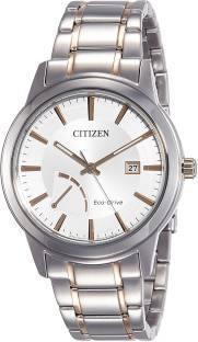 Citizen AW7014-53A Analog White Dial Men's Watch (AW7014-53A)