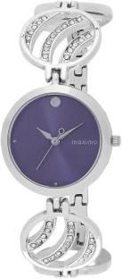 Maxima 44940BMLI Analog Purple Dial Women's Watch (44940BMLI)
