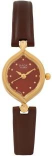 Titan Raga 2296YL04 Analog Women's Watch (2296YL04)