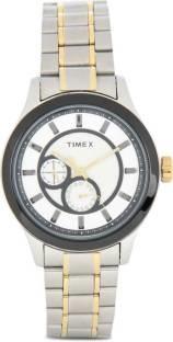 Timex TWEG991HH Analog Multi Colour Dial Men's Watch (TWEG991HH)