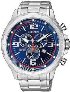 Citizen AN7120-87L Chronograph Blue Dial Men's Watch (AN7120-87L)
