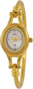 Maxima 42020BMLY Analog White Dial Women's Watch (42020BMLY)