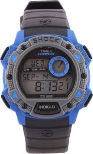Timex TW4B00700 Digital White Dial Men's Watch