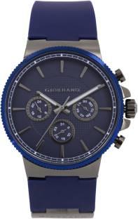 Giordano 1825-04 Blue Dial Analog Men's Watch (1825-04)