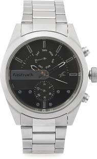 Fastrack 3165SM01 Analog Men's Watch (3165SM01)