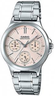 Casio Enticer LTP-V300D-4AUDF A1148 Analog Watch For Women (LTP-V300D-4AUDF A1148)