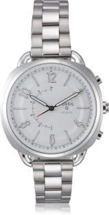 Fossil FTW1202 Analog Silver Dial Women's Watch (FTW1202)