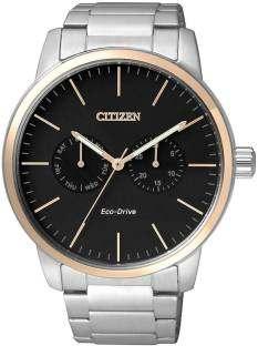 Citizen Eco-Drive AO9044-51E Analog Men's Watch (AO9044-51E)