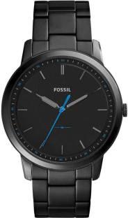 Fossil FS5308 Analog Black Dial Men's Watch (FS5308)