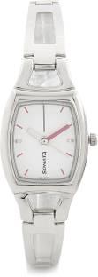 Sonata 8926SM01AC Analog White Dial women's Watch (8926SM01AC)