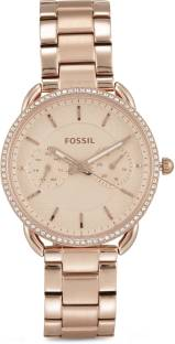 Fossil ES4264I Gold Toned Analog Women's Watch (ES4264I)
