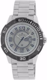 Maxima 38120CMGI Analog White Dial Men's Watch (38120CMGI)