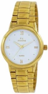 Maxima 48520CMGY Analog White Dial Men's Watch (48520CMGY)