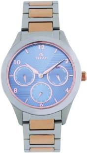 Titan Neo 2570KM02 Analog Blue Dial Women's Watch (2570KM02)