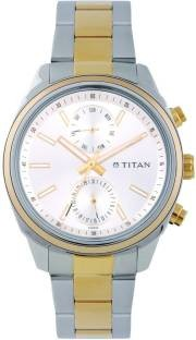 Titan Neo 1733BM01 Analog Grey Dial Men's Watch (1733BM01)