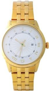 Titan Regalia 1752YM02 Sovereign Analog Champagne Dial Men's Watch (1752YM02)