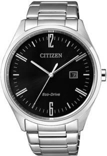 Citizen BM7350-86E Black Dial Analog Watch For Men (BM7350-86E)