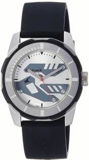 Fastrack NJ3099SP01C Silver Toned Analogue Men's Watch (NJ3099SP01C)