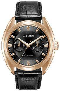 Citizen BU4013-07H Chronograph Black Dial Men's Watch (BU4013-07H)