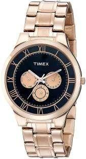 Timex TW000K108 Analog Black Dial Men's Watch (TW000K108)