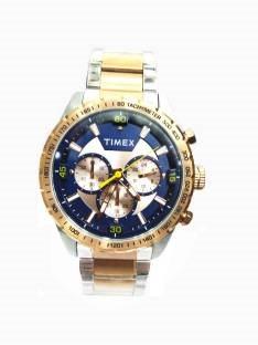 Timex TWEG15605 Analog Blue Dial Men's Watch (TWEG15605)