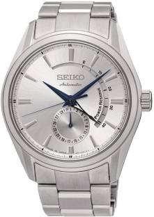Seiko SSA303J1 Analog White Dial Men's Watch (SSA303J1)